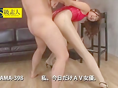 Exotic Japanese chick in Incredible Facial, Fingering JAV clip
