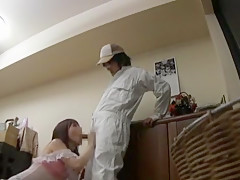 Horny Japanese model Mina Kanamori in Best Lingerie, Hidden Cams JAV movie