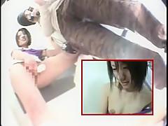 Best Japanese model Haruka Uchiyama, Maki Kumagawa in Amazing Small Tits, Doggy Style JAV clip