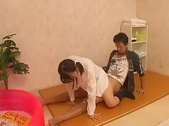 Hottest Japanese chick Nozomi Koharu, Megumi Shino in Incredible Compilation, Teens JAV movie