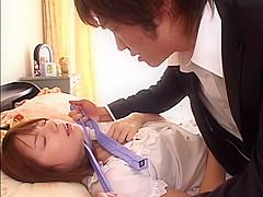 Amazing Japanese model Tina Yuzuki in Horny JAV scene