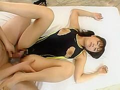 Hottest Japanese girl Runa Akatsuki in Horny Gangbang, Big Tits JAV clip