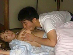 Hottest Japanese model Miki Sawaguchi in Exotic Cunnilingus, Wife JAV clip