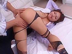 Hottest Japanese girl Yuka Haneda in Crazy Big Tits, Maid JAV video