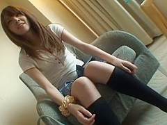 Exotic Japanese whore Rina Koizumi in Incredible Couple JAV video