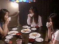 Hottest Japanese model Miharu Ono, Yuki Tazaki, Nanako Sakurazawa in Fabulous Vintage JAV movie