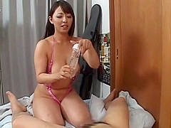Hottest Japanese girl Ryoko Murakami in Fabulous Fetish, Couple JAV scene