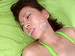 Amazing Japanese girl Mai Hanano, Roa Sumikawa, Rei Kitajima in Hottest Cunnilingus, Facial JAV video