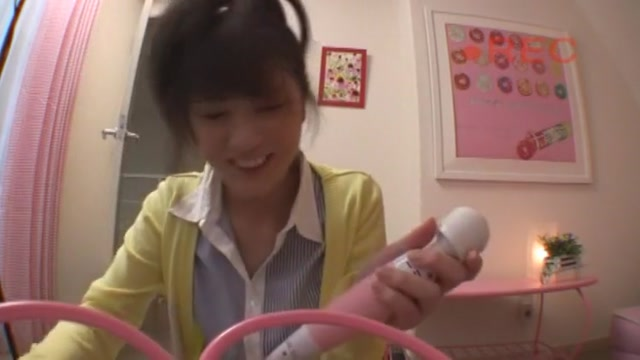 Incredible Japanese girl Nana Hoshizawa in Crazy Masturbation, Toys JAV clip