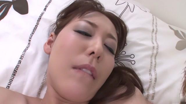 Exotic Japanese slut Akari Asagiri in Horny JAV uncensored Blowjob clip