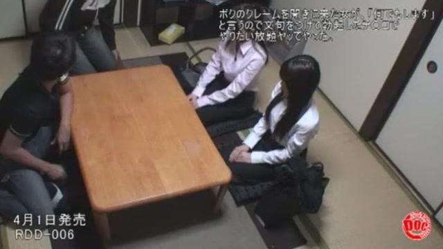 Crazy Japanese chick Anri Hoshizaki, Yume Aoba in Fabulous JAV scene