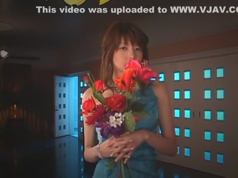 Hottest Japanese whore Erika Sato in Horny Swallow/Gokkun, DP/Futa-ana JAV clip