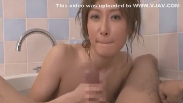 Crazy Japanese slut Eri Ito in Incredible Showers, Small Tits JAV scene