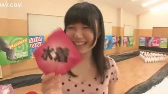 Fabulous Japanese slut Aiko Endo, Chie Maeda, Jun Mamiya in Horny Fetish, Blowjob JAV scene
